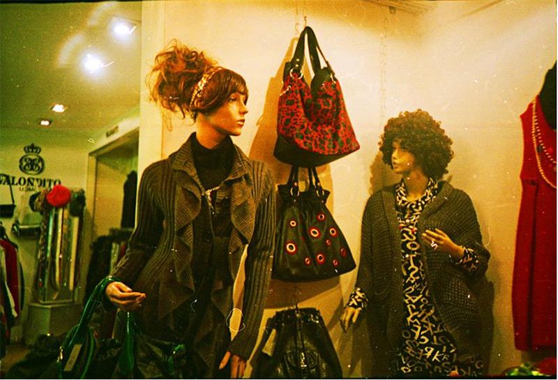 Escape from fashion, Escape from fashion