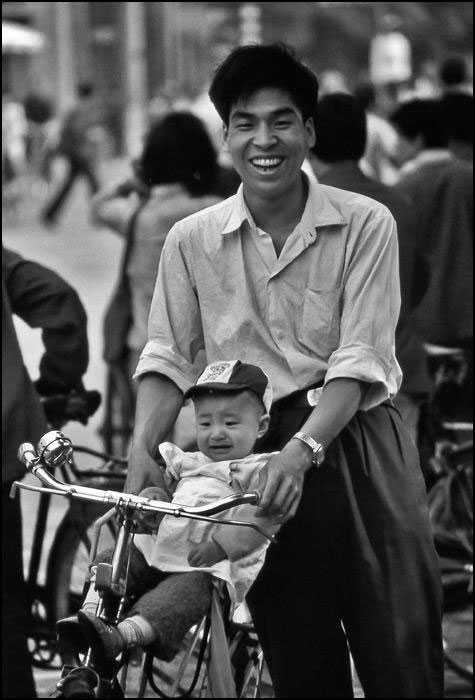 china 1980s, 32 precious old photographs depict the real life of the Chinese people in the 1980s