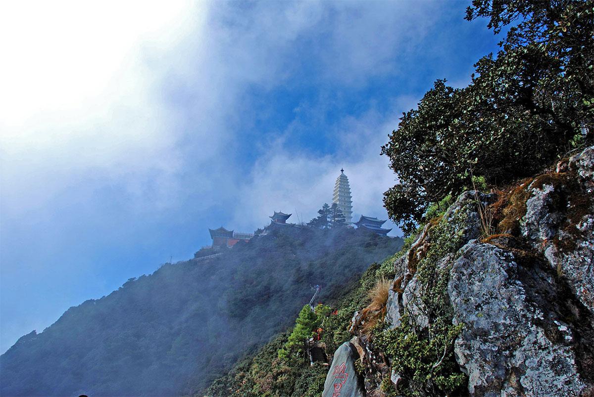 Jizu Mountain