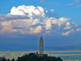 Xiangyun Shuimu Mountain