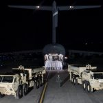 U.S. starts deploying anti-missile system in South Korea after defiant North's latest test