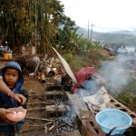 Relief camp in Yunnan swells as thousands flee conflict in Myanmar