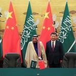 China, Saudi Arabia eye $65 billion in deals as king visits