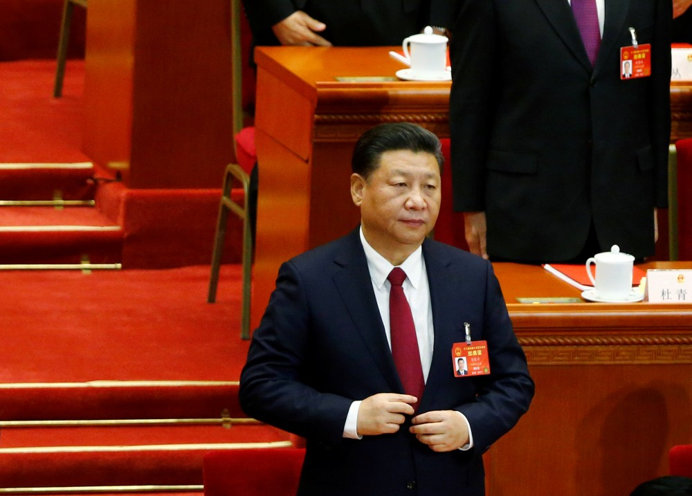 China US tensions, China downplays tensions with U.S. as Xi prepares to meet Trump