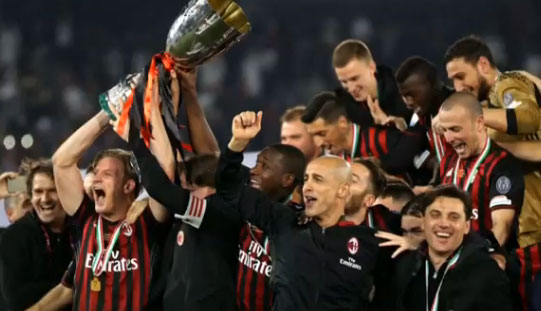 AC Milan China