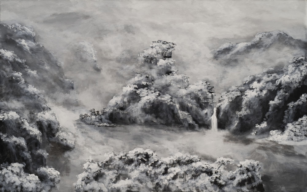 Yu Jianrong paintings