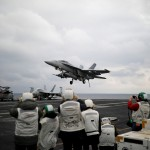 U.S. Navy strike group to move towards Korean peninsula – U.S. official