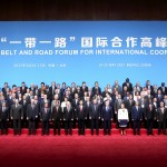 China pledges $124 billion for new Silk Road as champion of globalisation