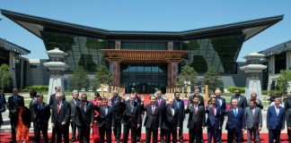 western banks investment in new silk road
