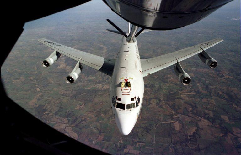 WC-135 Constant Phoenix aircraft