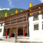 Dongzhulin Monastery, Deqen county | Yunnan Guide