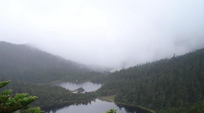 99 Dragon Ponds of Laojun Mountain