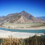 The First Bend of the Yangzi River in Shigu
