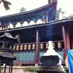 Yufeng Monastery, Lijiang