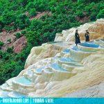 The White Water Terrace – Baishuitai