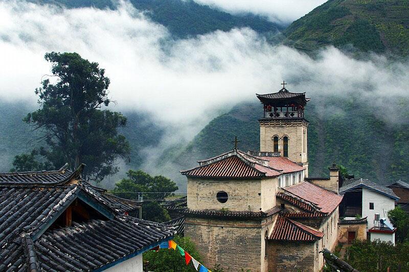 Cizhong Catholic Church