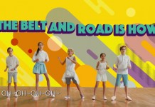 The Belt and Road is How, the awkwardly-named English-language music video