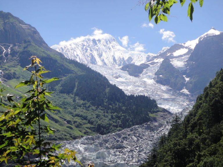 Mingyong Glacier
