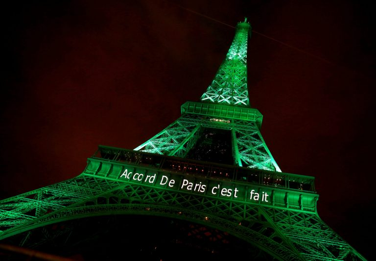 China will stick to Paris climate deal