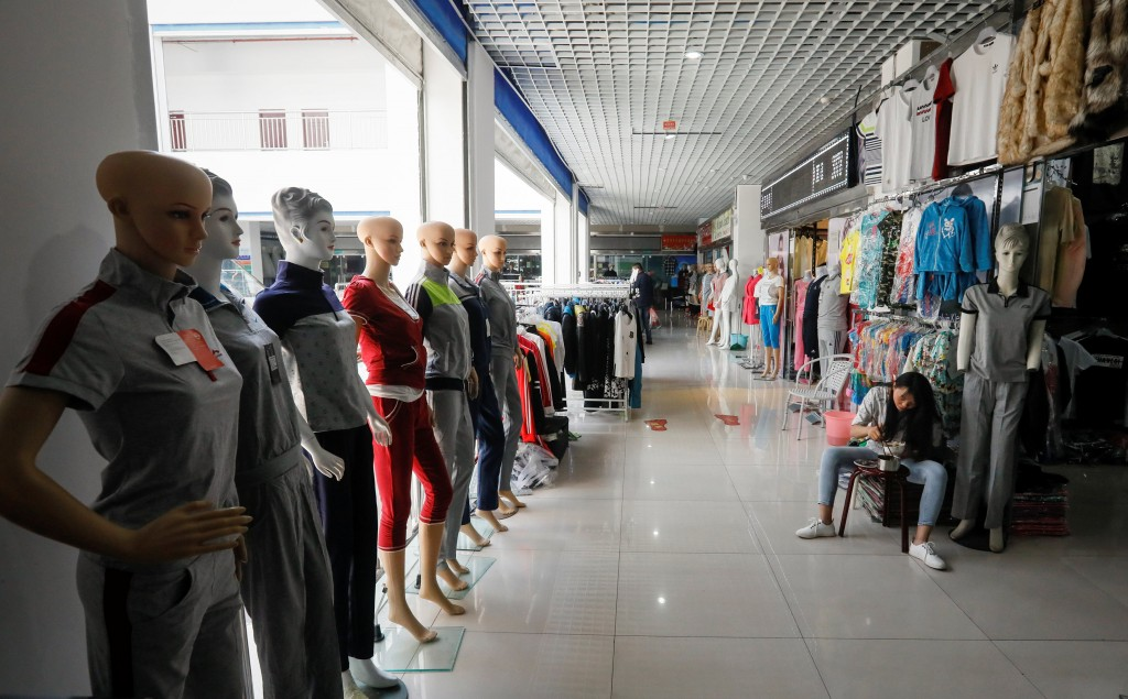 China silk road hub