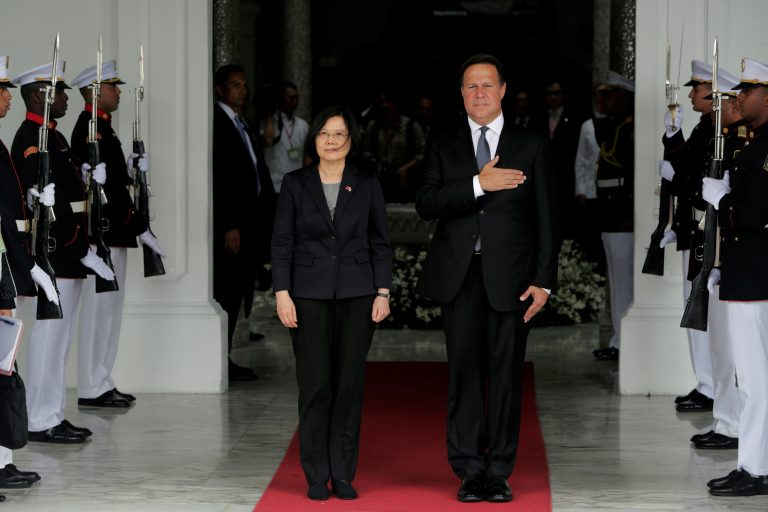 China-Panama relations