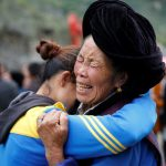Villagers begin to mourn dead after deadly China landslide