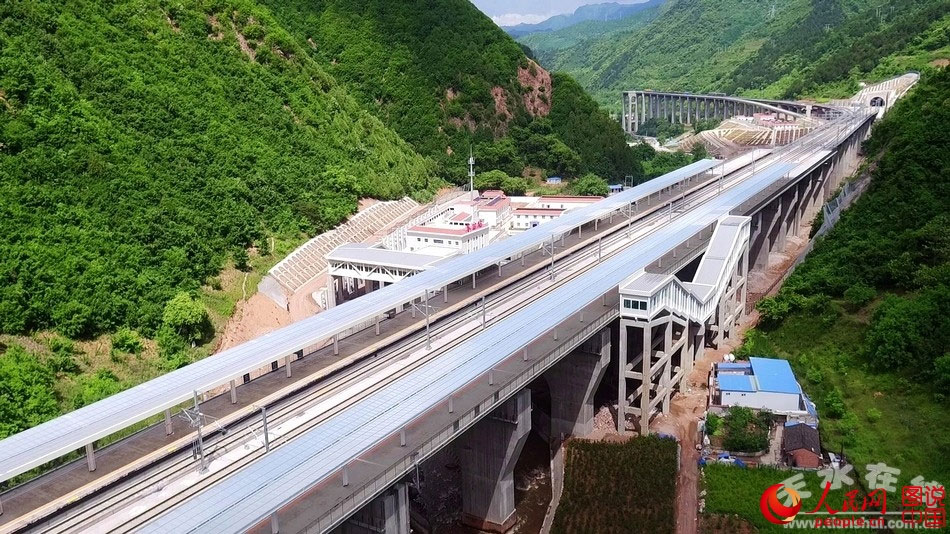 Baoji-Lanzhou-High-Speed-Railway