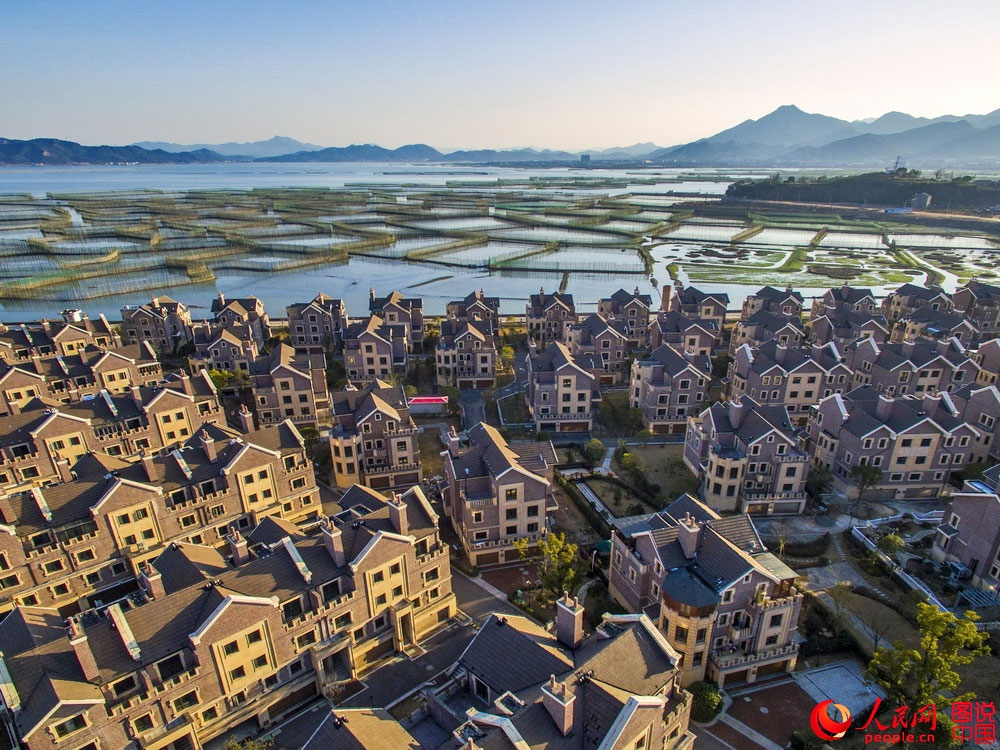 Ningbo-coastal-fishing-village