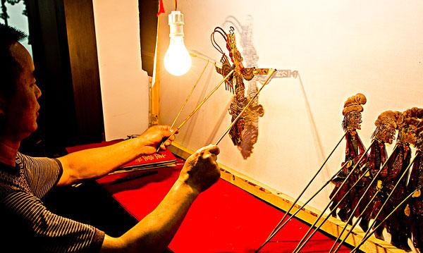 Tengchong Shadow Play