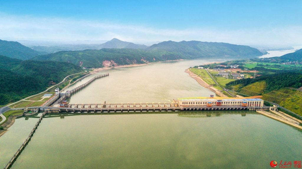 Xiajiang-water-conservancy-project