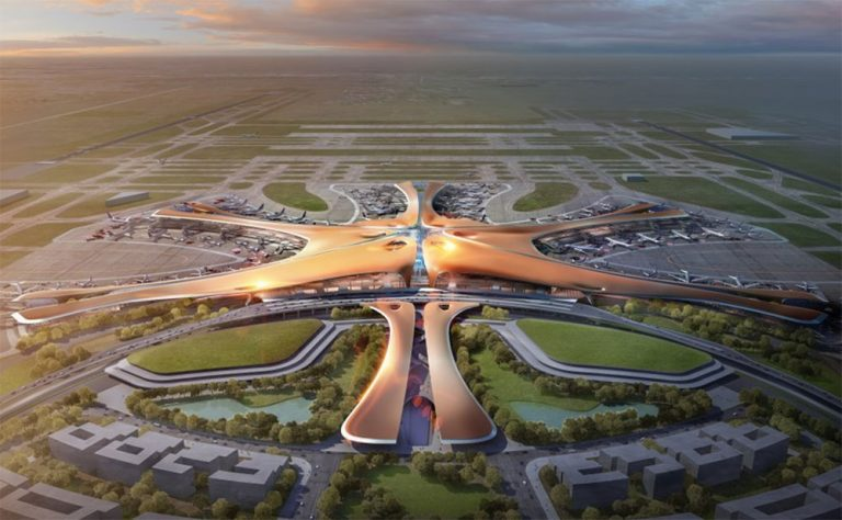 Beijing's new airport