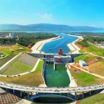100 million in China benefited by World's biggest water transit project