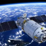 China's Tianzhou-1 completed its second docking with Tiangong-2 space lab