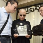 China cremated the body of imprisoned Nobel laureate Liu Xiaobo