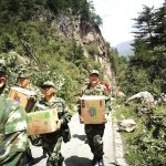 China raises toll to 20 dead in quake in southwest mountains