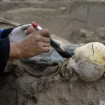 Peru discovers in pre-Incan site tomb of Chinese migrants