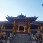 Bodhi Monastery in Mangshi, Dehong, Yunnan