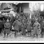 Images of Chinese during World War I in France