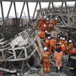 China punishes 31 for deadly construction accident