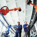 China's largest robotic industrial base opens in Shenyang