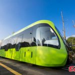 World's first railless train hits road, autonomous driving likely by 2020