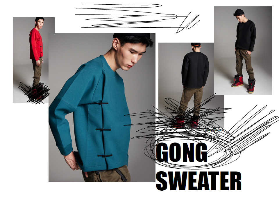 capitale-nord-gong-sweater