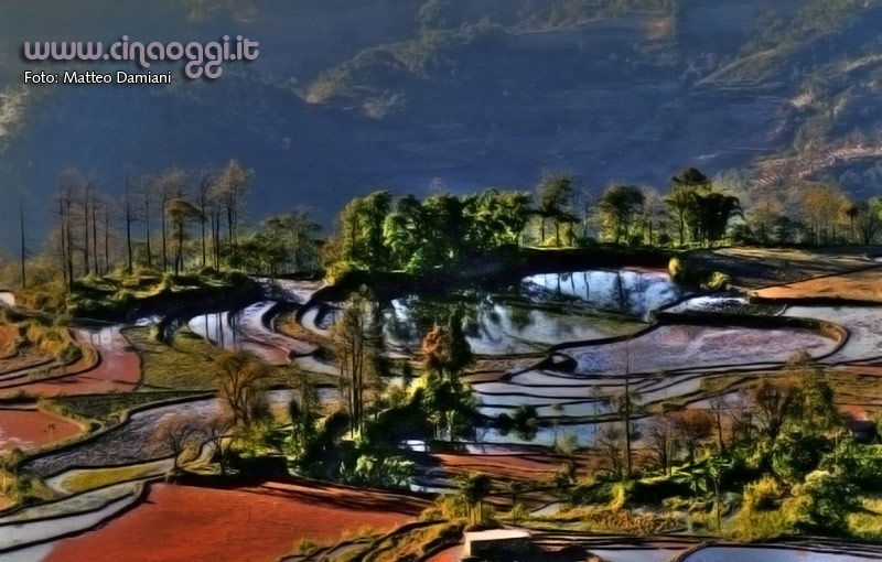 rice-fields-in-yuanyang-Yunnan