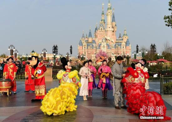 China's theme park market
