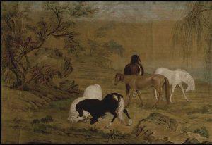 Herding-Horses-in-the-Countryside-001
