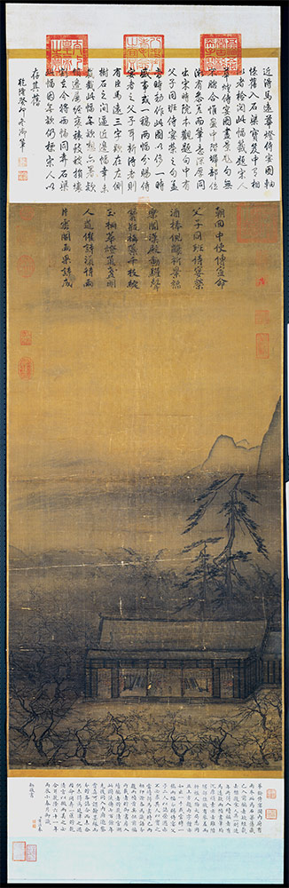 Ma Yuan-Banquet by Lantern Light (large)