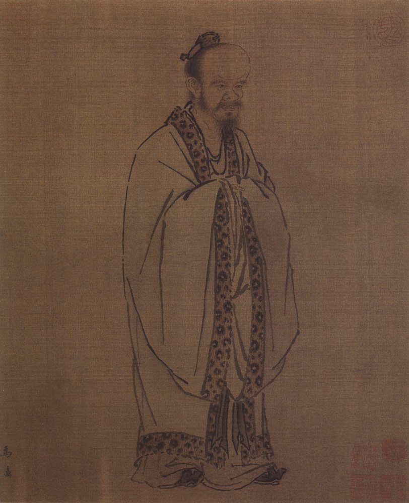 Ma Yuan-Confucius