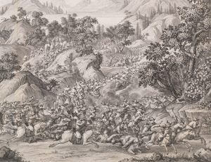 The Battle of Qoš-qulaq
