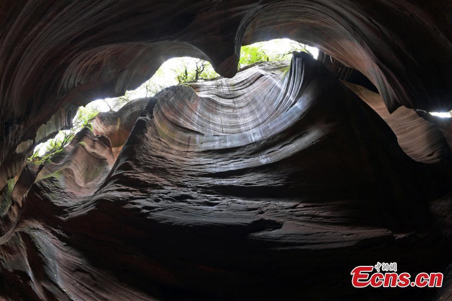 Yucha-Village-Canyon-Ganquan-County-Shaanxi-China