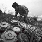 China's landmine village